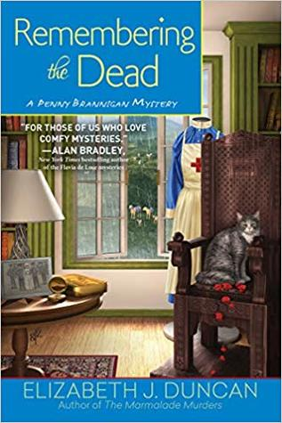Remembering the Dead (A Penny Brannigan Mystery #10)