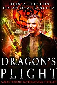 Dragon's Plight (Badlands Paranormal Police Department #2)