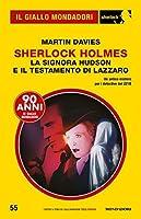Sherlock Holmes. La signora Hudson e il Testamento di Lazzaro