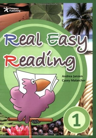 Real Easy Reading 1, Student Book (Engaging Non-Fiction Passages with Comprehension Questions for High Beginners)