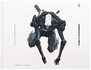 Dreaming in Mech: The Art of Nivanh Chanthara - Limited Edition