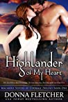 Highlander of My Heart (Macardle Sisters of Courage #1)