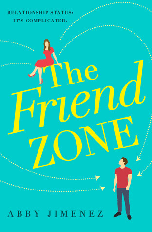 The book cover for The Friend Zone (The Friend Zone, #1)