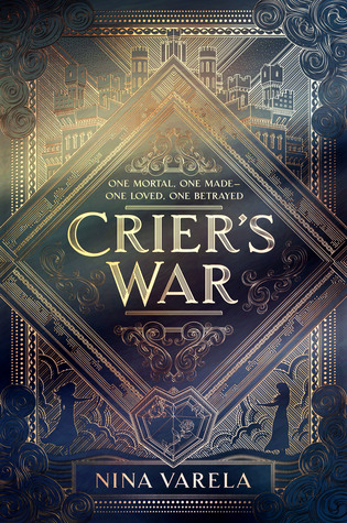 Cover of Crier's War by Nina Varela