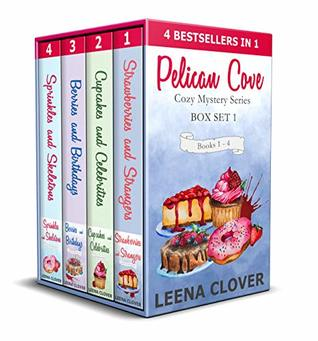 Pelican Cove Cozy Mystery Series Box Set 1: Books 1-4