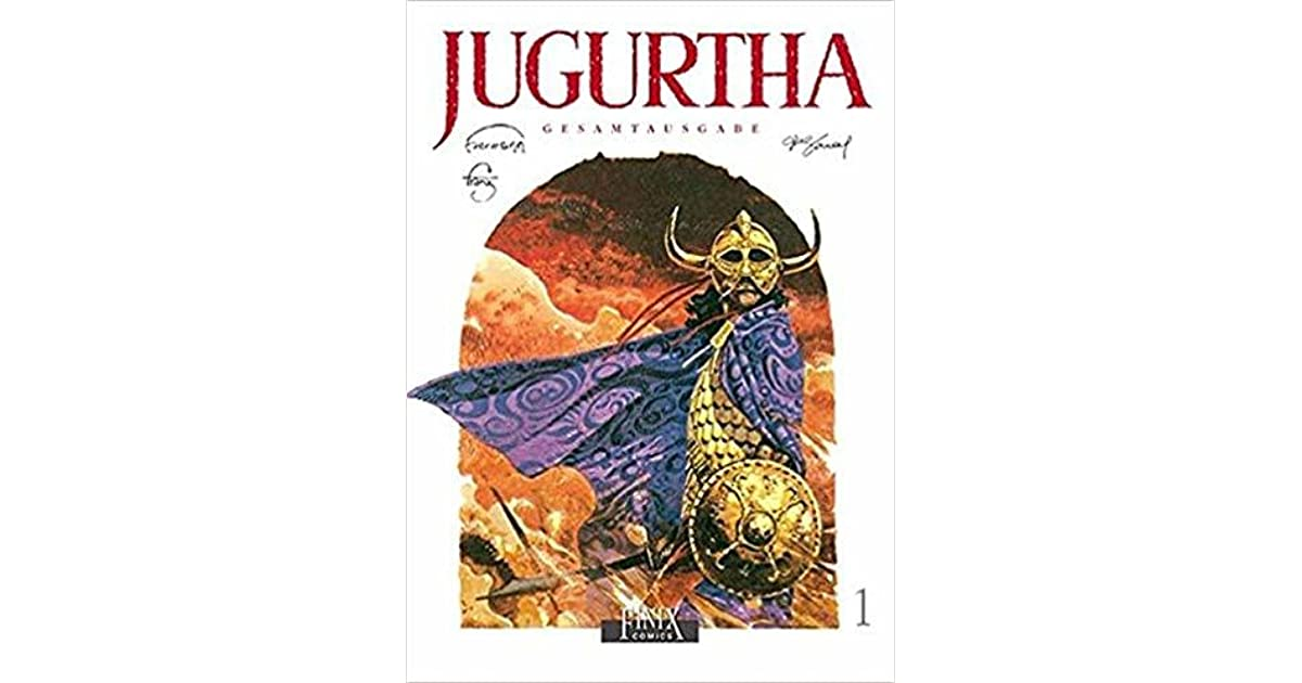 Finix Jugurtha Gesamtausgabe 3