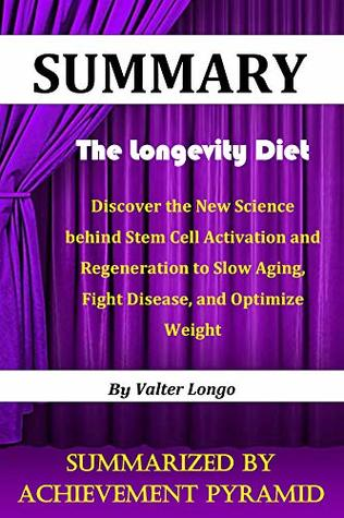 walter longo longevity diet