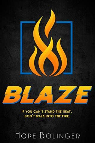Blaze (Blaze, #1)