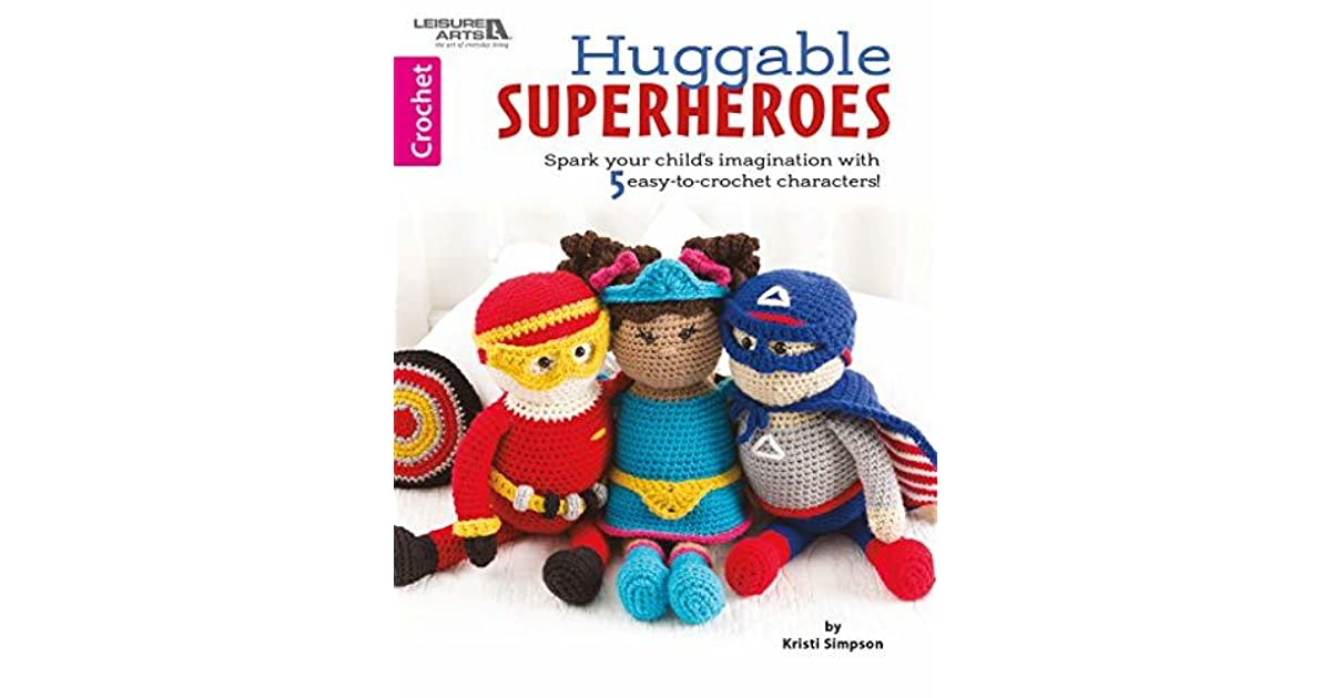 Huggable Amigurumi | KnitPicks.com | 630x1200