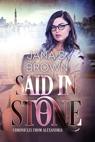 Said In Stone by Jana S. Brown