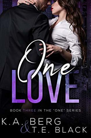 """One Love (The """"One"""", #3)"""