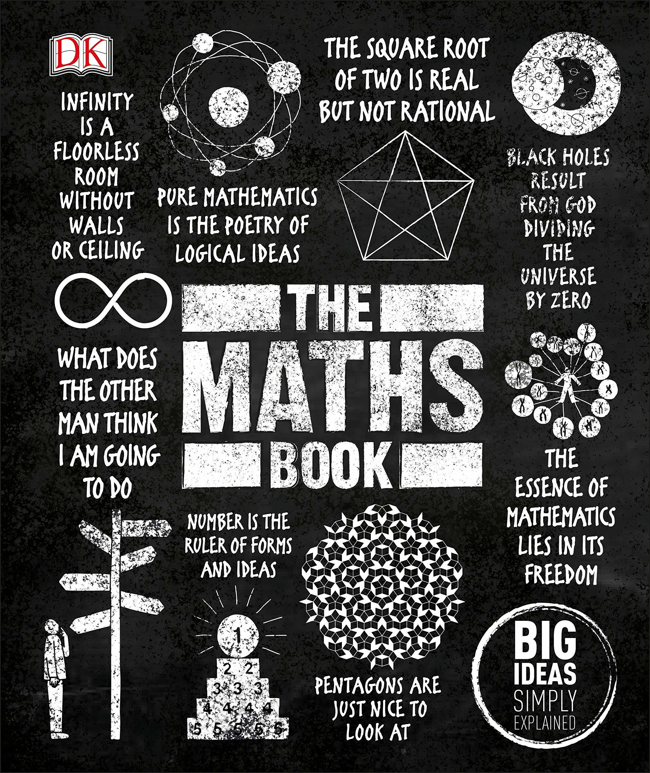 Big Ideas Simply Explained - The Math Book