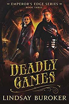 Deadly Games (The Emperor's Edge, #3)