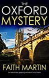 Book cover for The Oxford Mystery (Jenny Starling, #5)