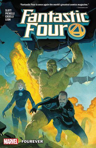 Fantastic Four by Dan Slott, Vol. 1 by Dan Slott
