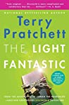 Book cover for The Light Fantastic (Discworld, #2)