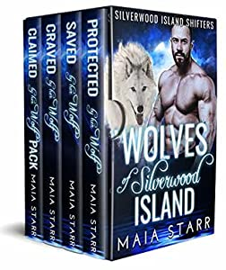 Wolves Of Silverwood Island