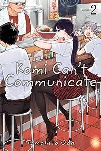 Komi Can't Communicate, Vol. 2