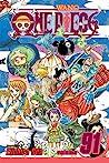 One Piece, Volume 91: Adventure in the Land of Samurai