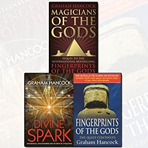 Graham Hancock Collection 3 Books Set