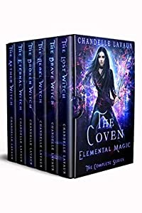 Elemental Magic: The Complete Series (The Coven: Elemental Magic #1-6)