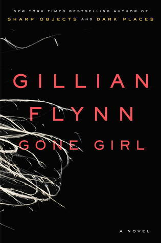 "Book cover of ""Gone Girl"" by Gillian Flynn"