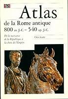 Atlas de la Rome antique