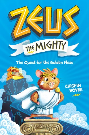 Zeus the Mighty by Crispin Boyer