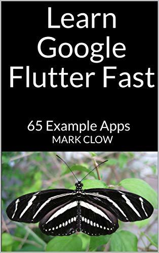 Learn Google Flutter Fast  65 Example