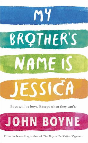 Cover title : My Brother's Name is Jessica