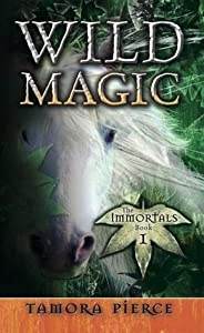 Wild Magic (Immortals, #1)