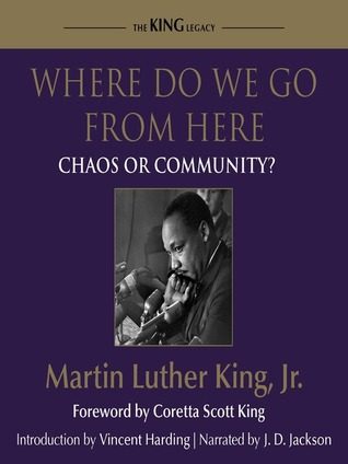 """""""Where do we go from here"""" book cover"""