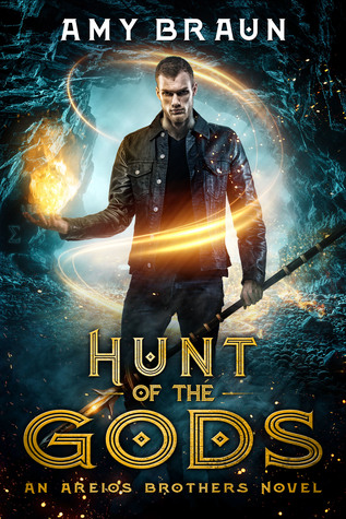 Hunt of the Gods (Areios Brothers #2)