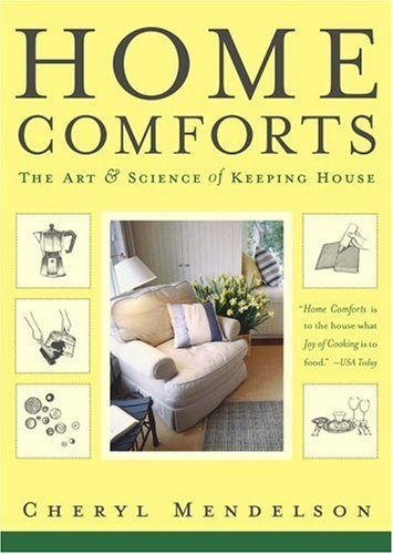 Home Comforts  The Art and Science of Keeping House (1999, Scribner)
