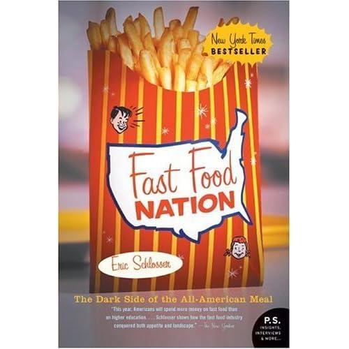 Image result for eric schlosser fast food nation