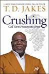 Book cover for Crushing: God Turns Pressure into Power