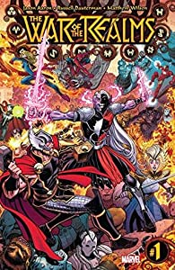 War of the Realms #1: Director's Cut