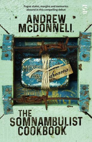 The Somnambulist Cookbook by Andrew    McDonnell