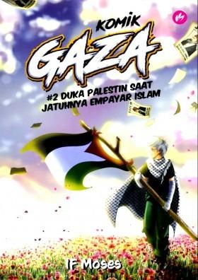 Komik Gaza #2: Duka Palestin Saat Jatuhnya Empayar Islam