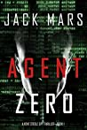 Book cover for Agent Zero (Agent Zero Spy Thriller #1)