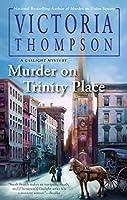 Murder on Trinity Place (Gaslight Mystery, #22)