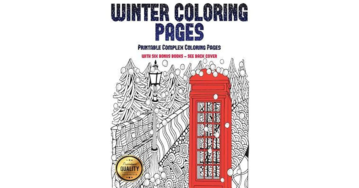 Complex Coloring Pages