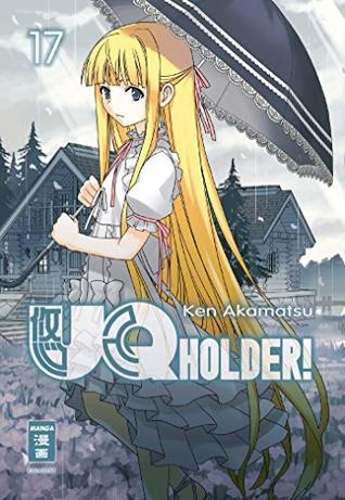 UQ Holder Band 15 Egmont Manga