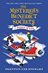 Book cover for The Mysterious Benedict Society and the Riddle of Ages