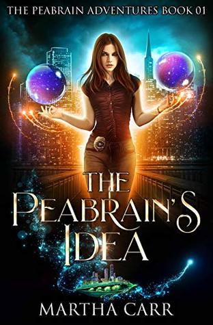 The Peabrain's Idea (The Peabrain Adventures #1)