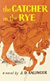 Book cover for The Catcher in the Rye