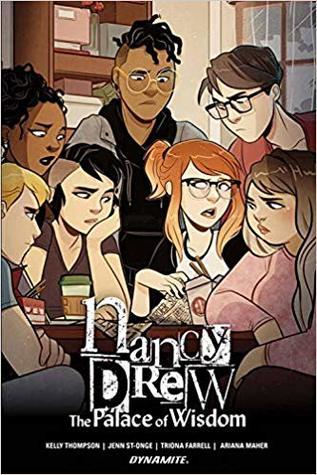 Nancy Drew by Kelly Thompson