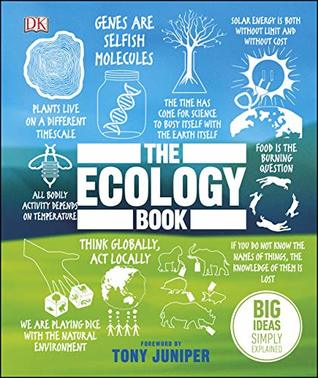 The Ecology Book by DK Publishing