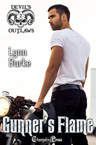 Gunner's Flame (Devil's Outlaws MC 2) by Lynn Burke