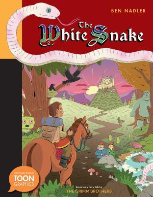 The White Snake: A TOON Graphic